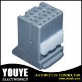 316988-6 Te Molex 10 피치 정연한 전자 연결관