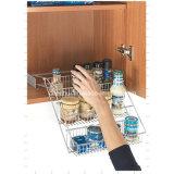 Coated шкаф хранения кухонного шкафа провода (LJ3002)