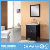 Mobilia fissa classica della quercia della stanza da bagno del compatto americano di disegno (BV140W)