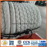 12 corda marina del polipropilene di attracco pp della corda Braided del filo