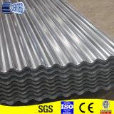 Wasser-Beweis-leichte bunte Wellen-Stahldach-Blatt
