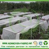 Tissu non-tissé de polypropylène de Spunbond pour la couverture de centrale