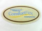 Matratze Etikett (Stickerei)
