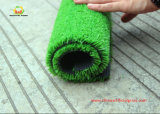 Bom Price 10mm Fibrillate Yarn Artificial Grass para Landscaping