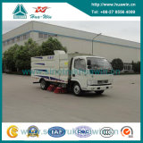 DFAC 4X2 3 Ton Sanitation Street Sweeper Truck