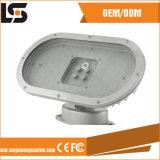 IP66 al aire libre de aluminio a presión la cubierta de la luz de calle de la fundición LED