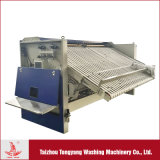 Macchina per stirare del vapore del lenzuolo/doppio prezzo riscaldato a vapore di Flatwork Ironer dei rulli