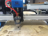 Одиночная головная мебель маршрутизатора CNC Woodworking делая машину