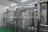 Máquina que capsula de relleno que se lava de la botella de agua del jugo de la bebida