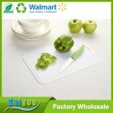 Plástico flexible de la tarjeta de corte de la cocina con el peso