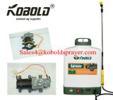 16L de Spuitbus van de Batterij van de landbouw, de Spuitbus van de Knapzak van de Batterij van het Lithium van Pum van het Diafragma 12V