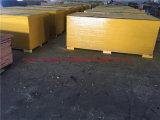 Le film de matériau de construction a fait face au contre-plaqué pour la construction