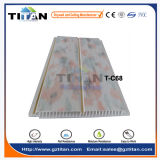 Type en plastique de tuile de plafond de plafonds de PVC