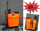 (KB-16) rociador de mochila plástico funcionado manual de 16L PP