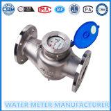 Mètre d'eau détachable d'acier inoxydable de Dn65mm Dn50-Dn300