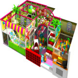 Süßigkeit 2016 Series Playhouse Equipment Indoor Playground für Jungle Gym