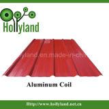 Bobina de aluminio de la capa del PE (ALC1102)