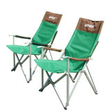 軽量アルミニウム折るキャンプの屋外の椅子