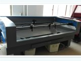 Machine de découpage de laser avec la performance stable pour le matériau de chaussure
