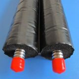 Manguito solar del metal acanalado del acero inoxidable 304 con el aislante de EPDM