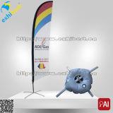 Indicateur de plage et indicateur de vol de drapeau de plage et drapeau de clavette