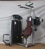 De speld Geladen Apparatuur van de Gymnastiek van de Geschiktheid van de Pers van de Borst van de Apparatuur (bft-2008)