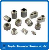 高精度OEMのステンレス鋼のマイクロ回転部品の生産者