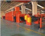 Bandes de conveyeur en acier de cordon vulcanisant la presse