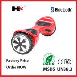 """Auto elétrico do """"trotinette"""" do balanço esperto de 10 rodas grandes da polegada que balança o """"trotinette"""" elétrico de 2 rodas"""