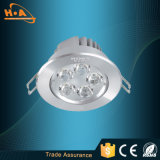 Großhandelsvertiefte LED Decke Downlight des laterne-Licht-Aluminium