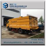 Caminhão brandnew da vassoura da limpeza