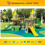 Amusement Park (A-00802)のための引き付けられたHighquality Kids Outdoor Playground