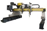 Tagliatrice asciutta del plasma di CNC