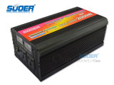 Inversores da potência do inversor 12V 220V da fonte de alimentação 2000W de Suoer (HAD-2000A)