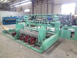 Kettenlink-Zaun, der Maschine herstellt