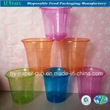 Copo plástico colorido alta qualidade