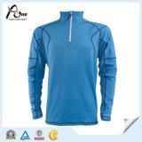 冬の長い袖のワイシャツの衣裳パフォーマンス摩耗の人のスポーツの摩耗