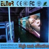 Letrero publicitario de interior de P4 LED a todo color