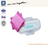OEMの使い捨て可能な衛生パッドの女性の衛生タオル
