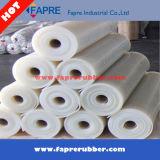 Rouleau de feuille de caoutchouc de silicone industriel / fil de caoutchouc de silicone / mat en caoutchouc silicone.