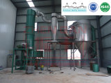 Xzg 시리즈는 제2철 산화물을%s 저속한 건조기를 회전시킨다