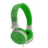 StereoHoofdtelefoon van de Hoofdtelefoons van de douane de Kleurrijke van de Fabrikant van de Hoofdtelefoon van China