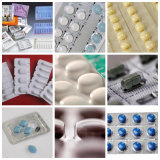 Пластичная твердая пленка PVC для фармацевтического
