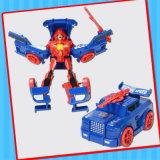 Juguete estupendo del caramelo del transformador del guerrero de los juguetes grandes