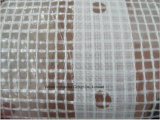 Forte rivestimento dell'impalcatura della radura del polietilene di rinforzo della garza dell'HDPE di qualità tessuto