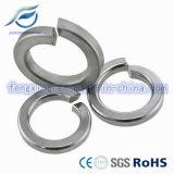 Rosetta elastica dell'acciaio inossidabile DIN127