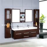 純木の浴室用キャビネットの純木の浴室の虚栄心(KD-401)