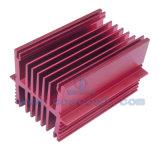 Konkurrierender Aluminium-/Aluminiumstrangpresßling für Kühlkörper mit der Anodisierung und der maschinellen Bearbeitung (ISO9001&TS16949)