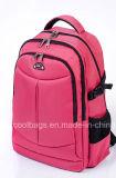 (CL3005) 2016 klassischer purpurroter Rucksack, Form Laptop-Rucksack für Frauen