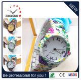 女性の女性女の子の安い流行のジュネーブの腕時計(DC-1073)
